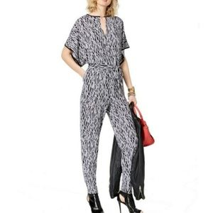 NWT Michael Kors Chained Keyhole Neck Jumpsuit